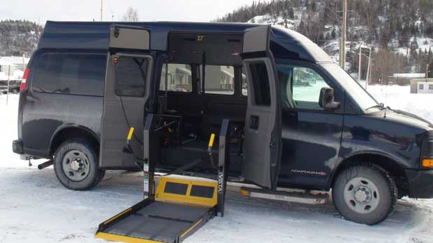 Schreiber and Terrace Bay announce new Handi-Transit Vehicle