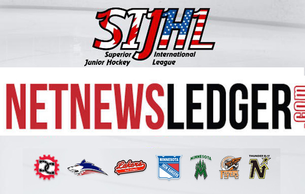 Minnesota Wilderness goaltender Gordy Defiel the SIJHL Player of the Week