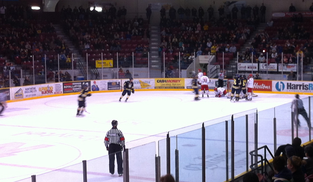 Lakehead Thunderwolves defeat York Lions 7-3