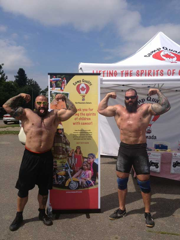 Thunder Bay Strongmen