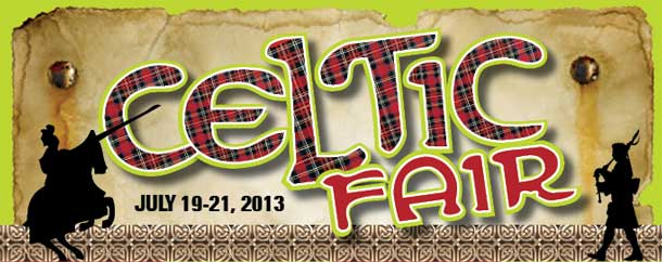 Celtic Fest at Fort William Historical Park