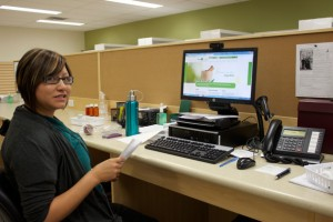 A full service pharmacy is onsite at White Cedar Health Care Centre