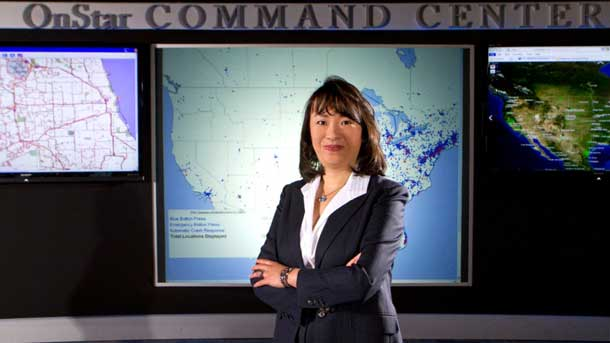 General Motors Vice President Mary Chan