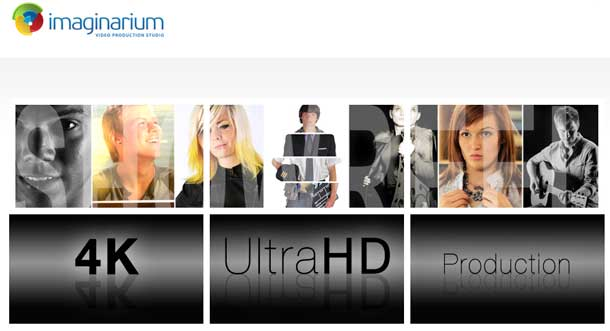 4K Ultra High Definition Imaginarium Studios