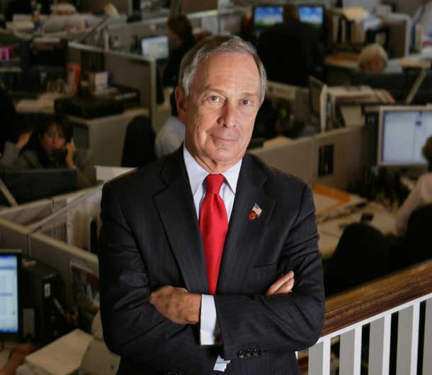 """""""New York City has been a leader when it comes to promoting healthier eating and now we're leading when it comes to encouraging physical activity as well,"""" states Mayor Bloomberg"""