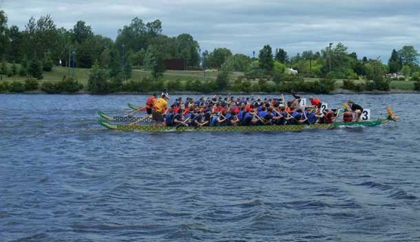 Thunder Bay Dragon Boat Festival