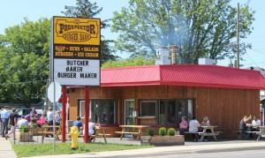 Prospector Burger Barn