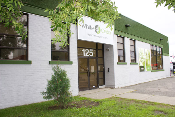 White Cedar Health Care Centre is located at 125 Vickers Street South in Thunder Bay