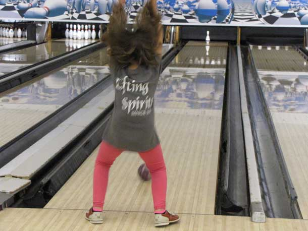 Camp Quality Bowling