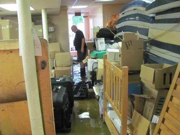 Memo Cuba flood