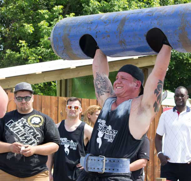 Thunder Bay Strongman
