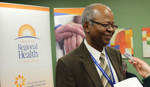 Dr. Asiru Abu-Bakare is Medical Director at the Thunder Bay Regional Bariatric Care Centre where patients may now be referred to a new Medical Management Program as an alternative treatment for obesity.