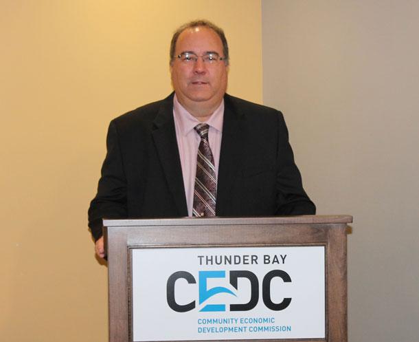 Doug Murray, new head of the CEDC