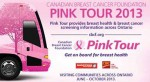 Pink Tour Fighting Breast Cancer Thunder Bay Bound