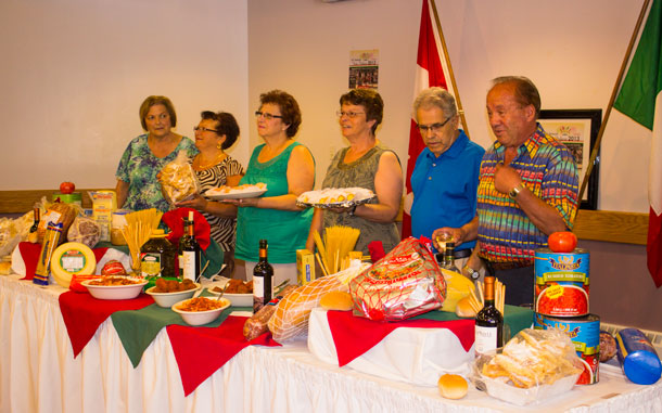 The Festa Italiana is a two day celebration of Italian Culture in Thunder Bay.