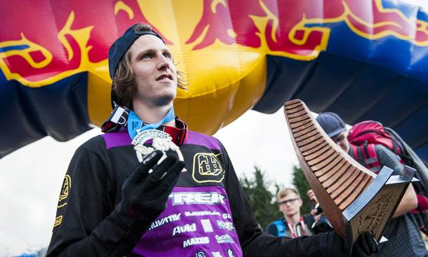 Red Bull Joyride - Whistler 2013: Brandon Semenuk - Winner