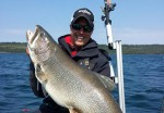 Giant 44″ Lake Superior Lake Trout