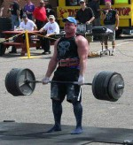 Thunder Bay Strongman Luke Skaarup 6th in Canadian Championships
