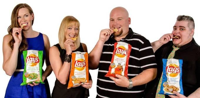 Lay's Potato Chip finalists
