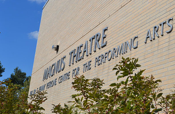 Magnus Theatre has been entertaining local audiences for more than 40 years.