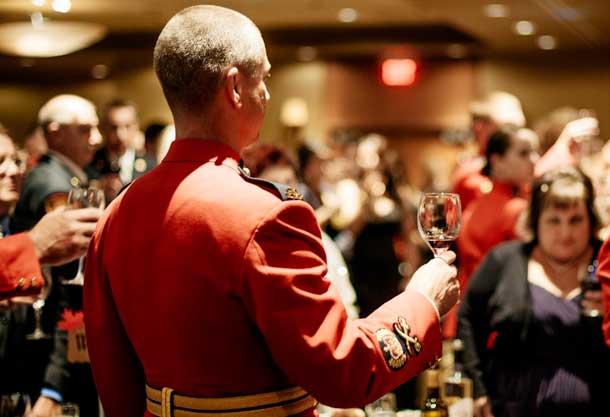 RCMP Regimental Ball