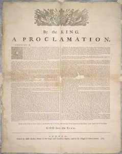 The Royal Proclamation marked a turning point in Canadian history. Issued by King George III, it was the first constitutional act in which the British Crown recognized the rights of First Nations over a vast territory. Although two-and-a-half centuries old, the Proclamation remains a living constitutional document.