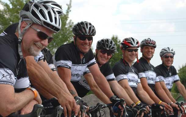 Thunder Bay Regional Health Science Foundation Caribou Ride