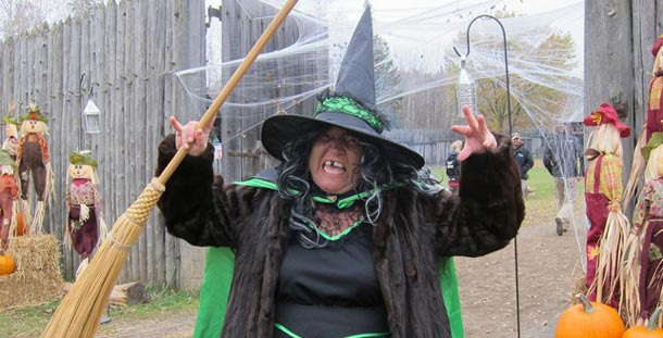 Witching Good Time promised at Fort William Historical Park