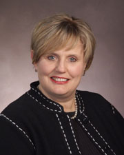 Andrée Robichaud, President and CEO of Thunder Bay Regional Health Sciences Centre