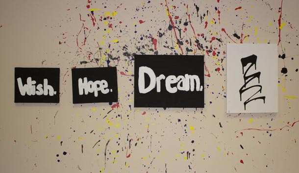 Wish, Hope, Dream