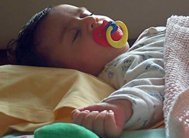 Regular bedtimes prevent behavioural problems