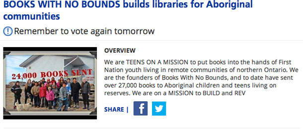 Books without Bounds
