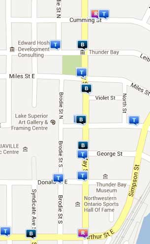September 17 to October 17 Crime Report of Break ins and Robberies in South Thunder Bay