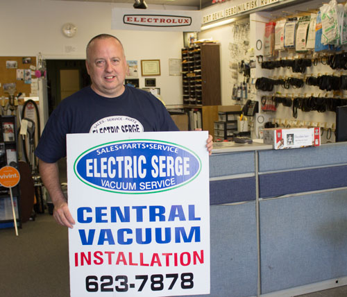 Electric Serge on May Street South is a local small business success story