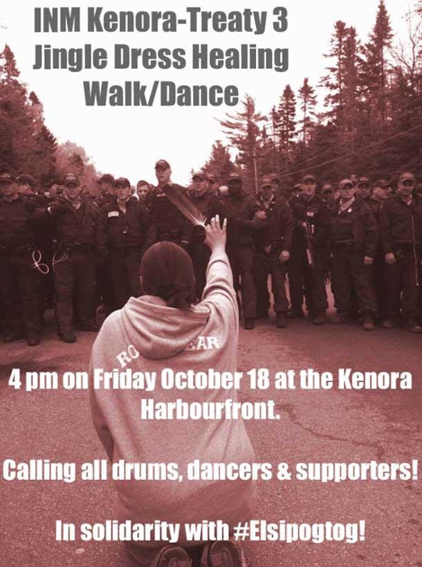 Treaty Three Rally planned in Kenora.