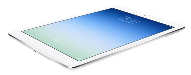 Apple® today announced iPad Air™, the latest generation of its category defining device, featuring a stunning 9.7-inch Retina® display in a new thinner and lighter design