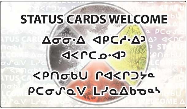 Status Cards Thunder Bay Chamber of Commerce