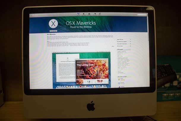 Downloading Maverick