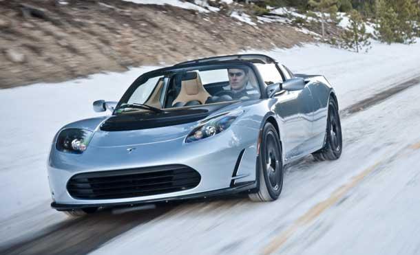 Telsa makes America's safest car
