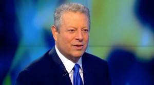 Al Gore is concerned that Germany will be left behind.