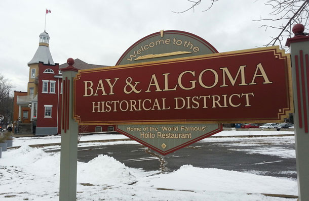 The historic Bay and Algoma District in Thunder Bay offers something for everyone