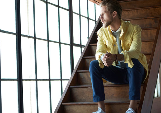 Dockers Wellthread Spring 2014 Collection Featuring Head-to-Toe Looks