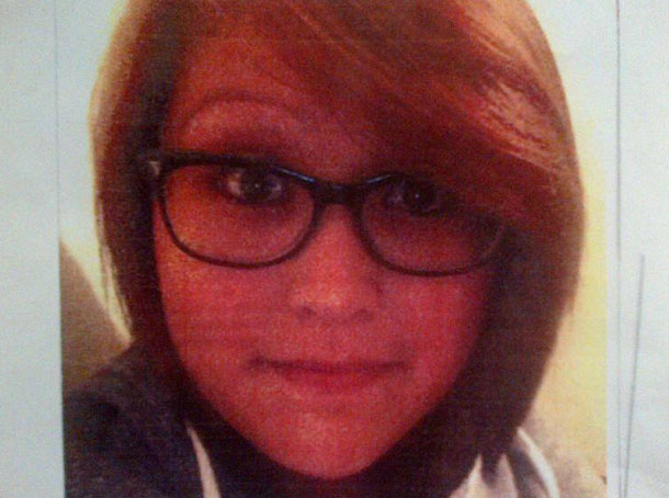 Missing Teen in Fort Frances - Contact the OPP at 1-888-310-1122.
