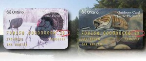 Time to renew your Ontario Outdoors Card