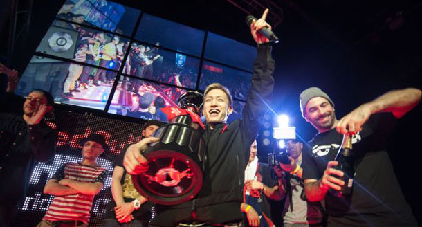 DJ Shintaro RED BULL THRE3STYLE 2013 World Champion