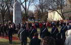 Remembrance Day Services in Thunder Bay - 2013