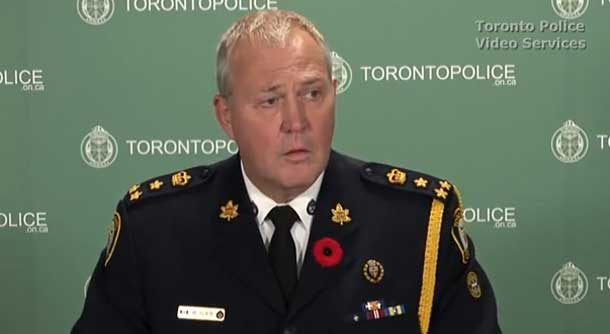 Toronto Chief of Police