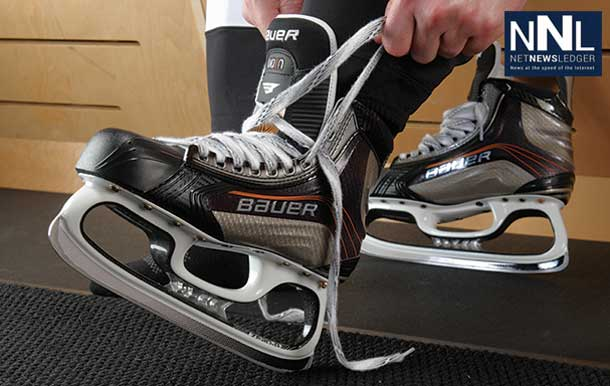 Wearing the BAUER OD1N skate, a player is not only faster, but saves more than 1,000 pounds of lifted weight over the course of a regulation hockey game.