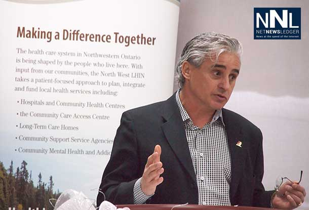 MPP Bill Mauro Outlines Greater Engagement with Seniors, and with fighting poverty