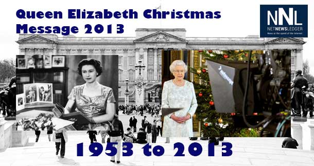 Queen Elizabeth has delivered her annual Christmas Message to the Commonwealth and the World since 1953